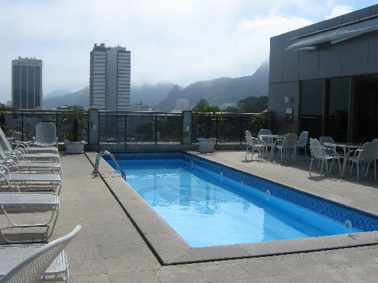 Hotel Novotel Rio de Janeiro Copacabana: piscina