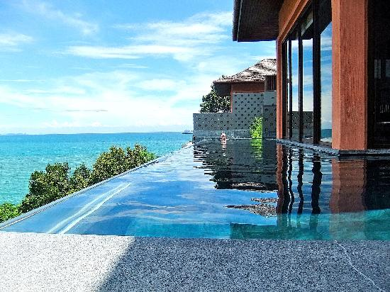 โรงแรมศรีพันวา ภูเก็ต: Paradise