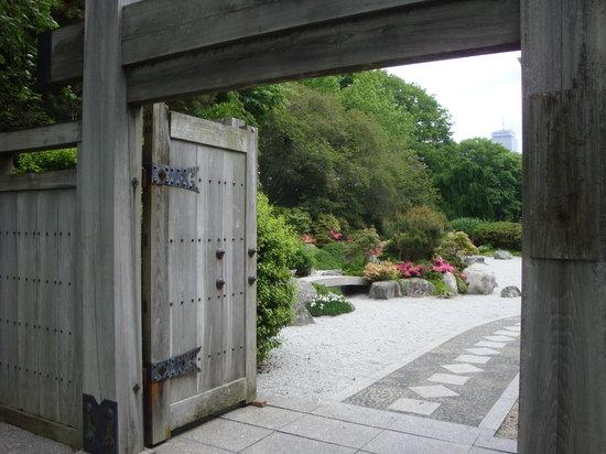 Museum of Fine Arts: Japanese Garden