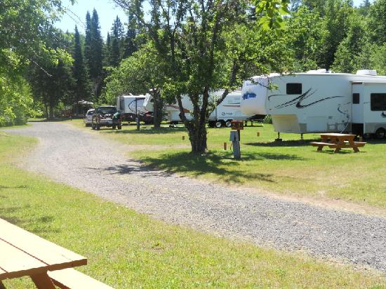 Lake Fanny Hooe Resort & Campground: Campground