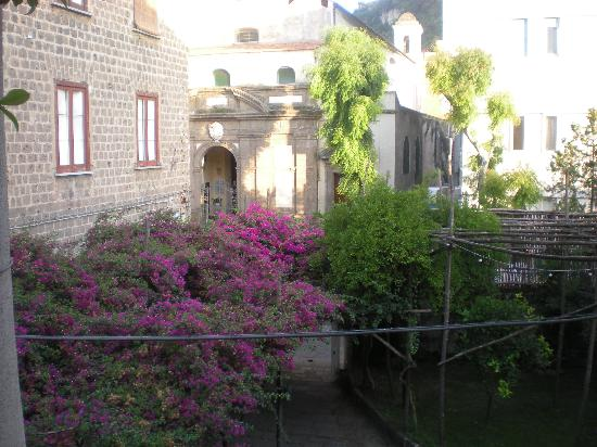 Artis Domus Relais: View From Balcony