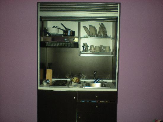 Artis Domus Relais: Kitchenette