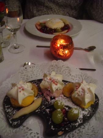 A. Braijade Meridiounale: desserts