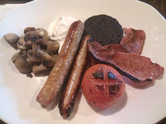 Ardgowan Hotel: Full Scottish breakfast