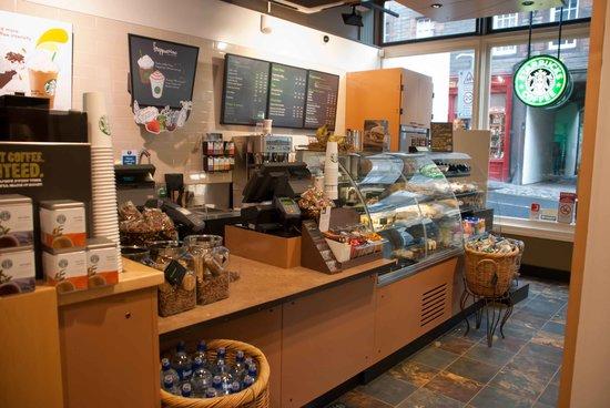 Starbucks Canongate