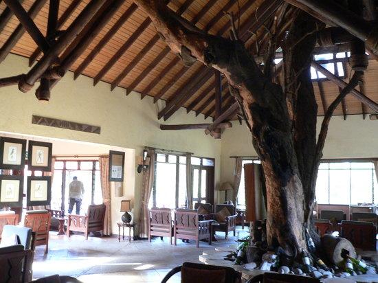 Keekorok Lodge-Sun Africa Hotels : Sitting room