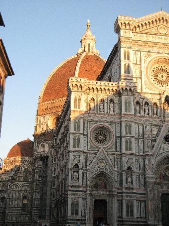 Soggiorno Rondinelli: Duomo