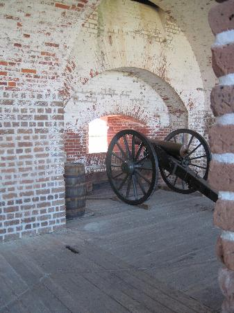 Fort Pulaski National Monument: Great Reminder Of The Civil War