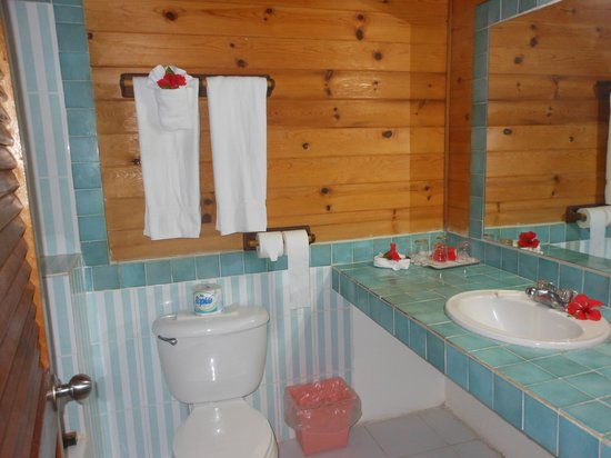 ‪‪N-Resort All Inclusive For Adults‬: Bathroom‬