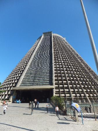 Santa Teresa : This cone is a cathedral! A must see!