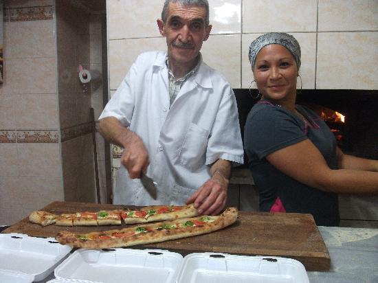 Grand Yavuz Hotel: Pide!! Yumyum