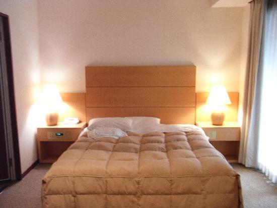Hotel The M Akasaka Innsomnia: プリモのダブルルーム(寝室部)