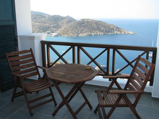 Hotel Katerina: Balcony