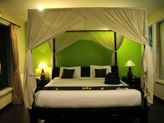 Bali Nyuh Gading Villa: Bedroom