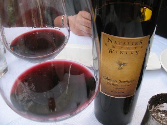 Natalies Estate Winery: BIG and BOLD Wine