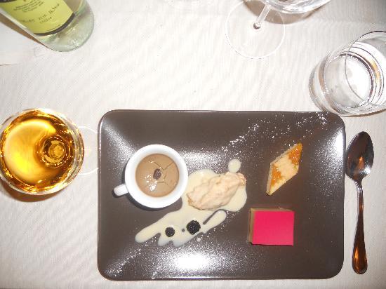 Al Gambero Rosso: Dessert tasting plate