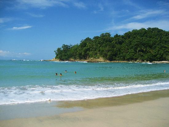 Playa Manuel Antonio: Manuel Antonio beach