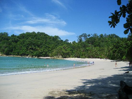 Playa Manuel Antonio: Rainforest meets the shoreline