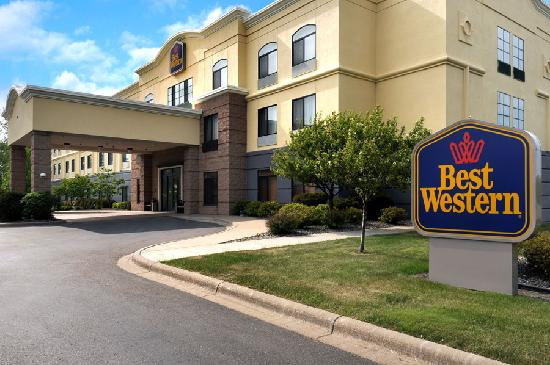 Welcome to the Best Western Regency Plaza Hotel - St. Paul East