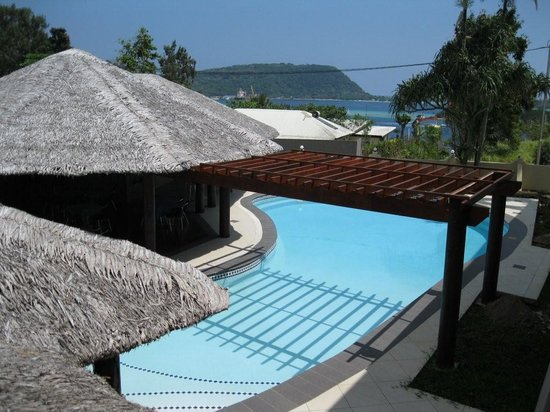 Kaiviti Motel: View from First Floor