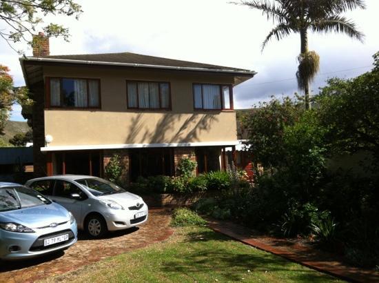 The Cottage: aussenansicht
