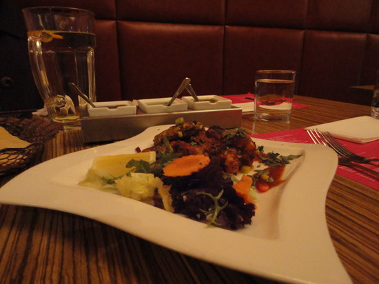 indie spice grill : Starter