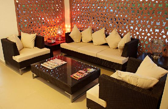 Amargarh Resort : Lobby