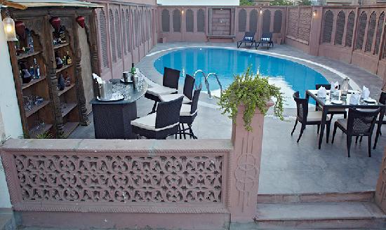 Amargarh Resort : Pool