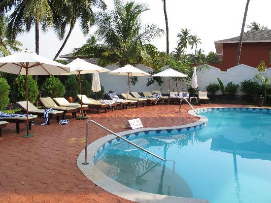 ซานทานา บีช รีสอร์ท: Santana swimming pool