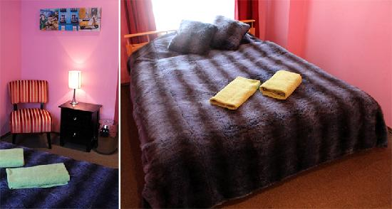 Naughty Squirrel Backpackers: Private Double Ensuite Room