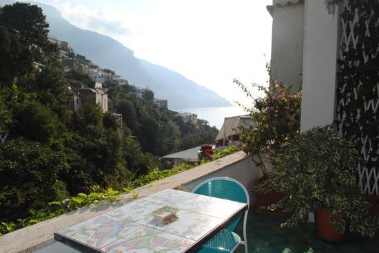 Casa Teresa: the view