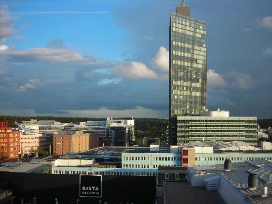The Hub, Hotel & Livingroom: The Kista Science Center