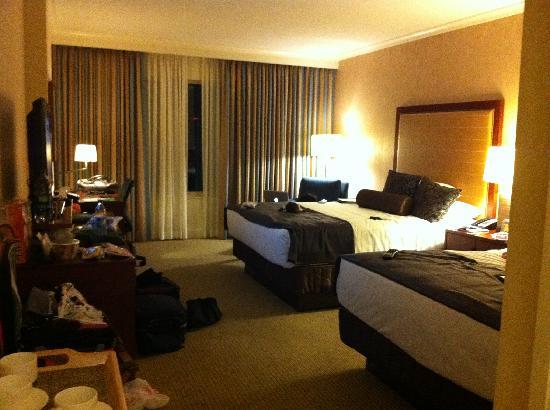 Hyatt Regency Calgary: Guest room