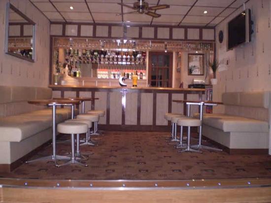 بيرك فيلا هوتل: bar