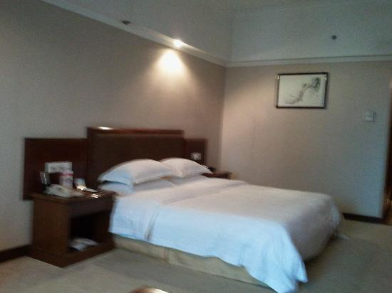 Chancheng Hotel Foshan: one of the rooms