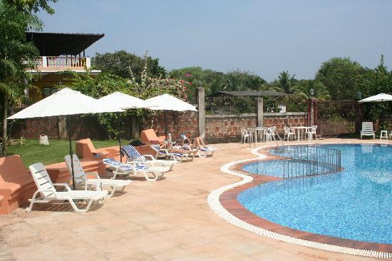 ฮาเซียนดา เดอ กัว รีสอร์ท: Pool - quite and relaxed