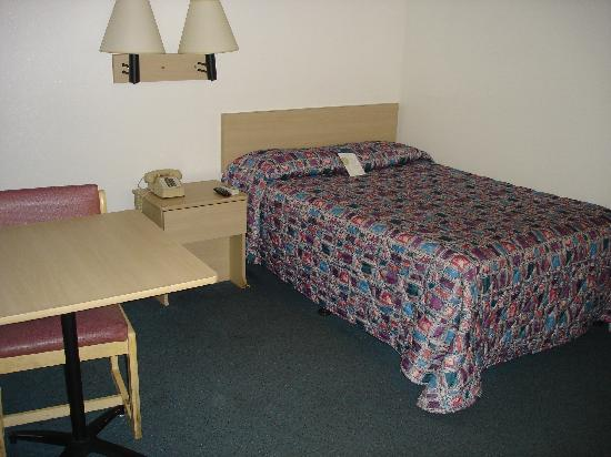 Motel 6 Brattleboro : Zimmer