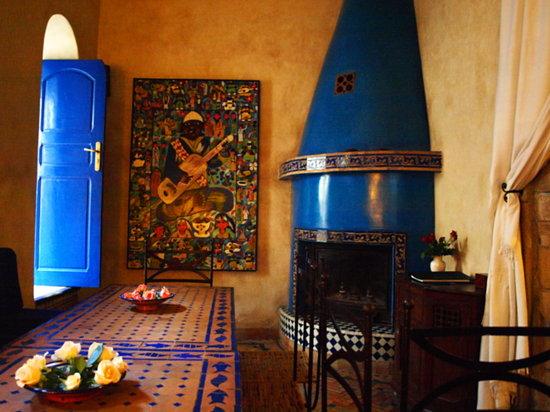 Cosy Dining Room at Dar Al Bahar