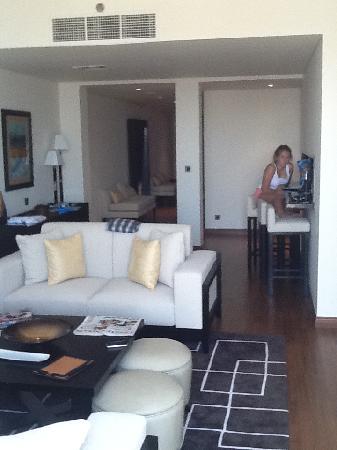 Grosvenor House A Luxury Collection Hotel Dubai Apartment T2