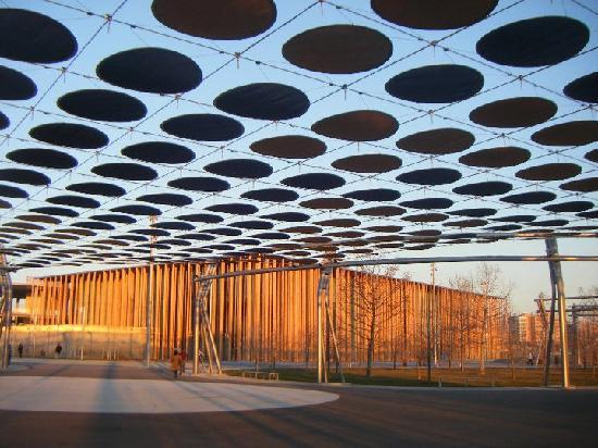 El Ebro: Expo 2008