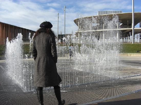 El Ebro: La fontana alla Expo