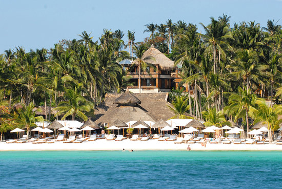 Fridays Boracay: Welcome to our little piece of paradise!
