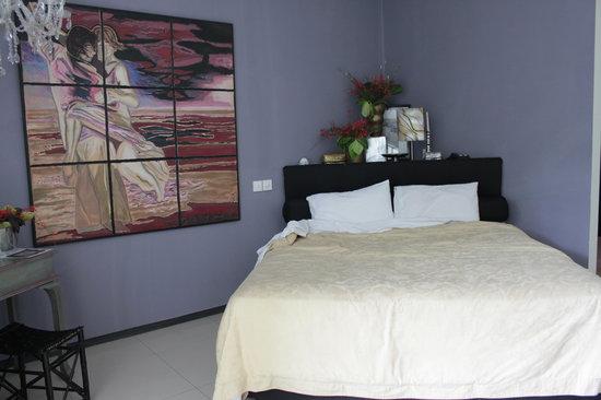 Casa Artista Bali: Inside Room