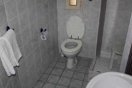 Iris Venere: Dirty bathroom