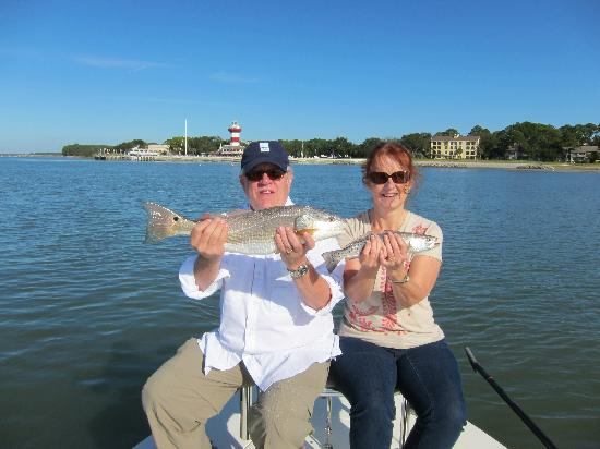 Best catch of the day picture of off the hook fishing for Off the hook fishing charters