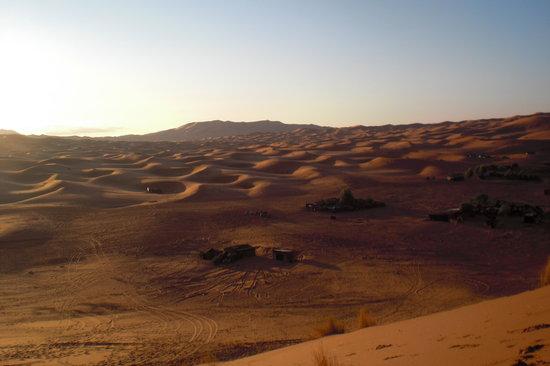 Marruecos: El desierto
