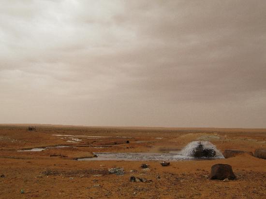 Dar Souleiman : source chaude: une halte de luxe