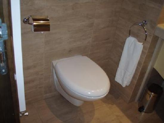 Budapest Hotel: Bathroom 2