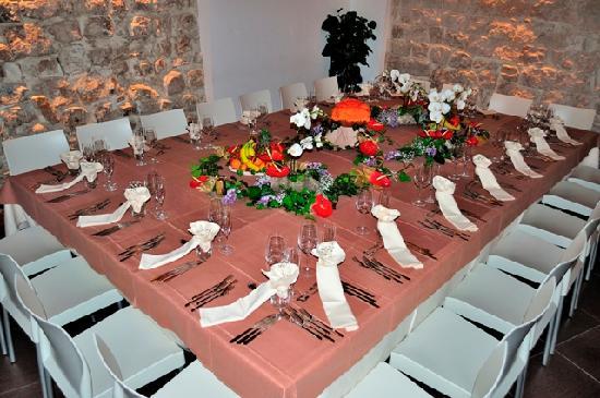 Il Tavolo Imperiale Foto Di Disio Ristorante Comiso