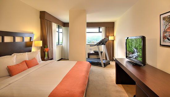 Tryp by Wyndham San Jose Sabana: fitness room